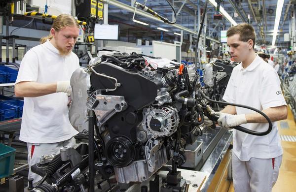 Invallen bij twee vestigingen Audi
