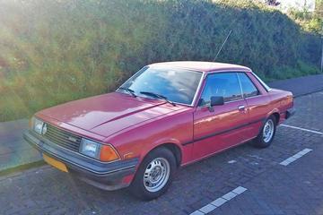 In het wild: Mazda 626 Hardtop (1983)