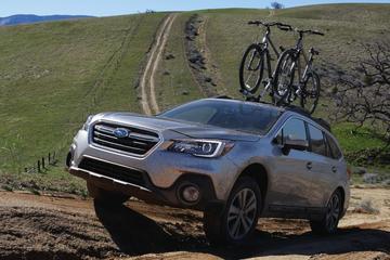 Kleine facelift voor Subaru Outback