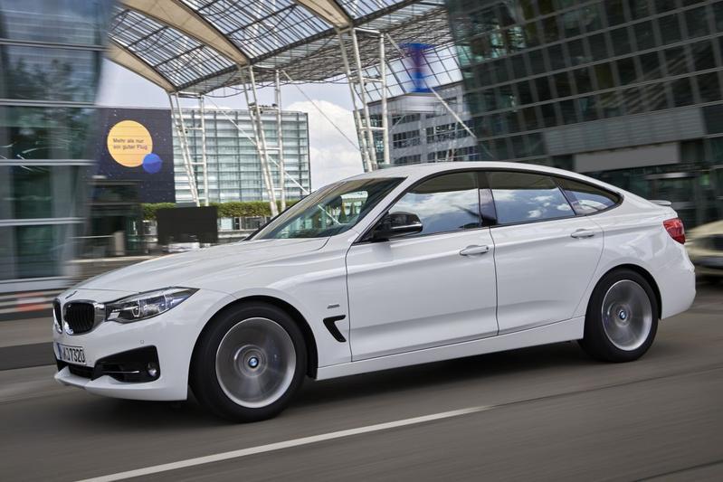 Straks streep door BMW 3-serie Gran Turismo
