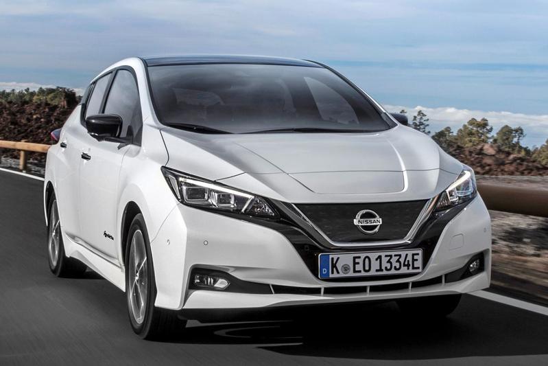 Nissan Leaf Autoweek Nl