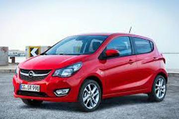Primeur! Eerste foto van de Opel Karl!