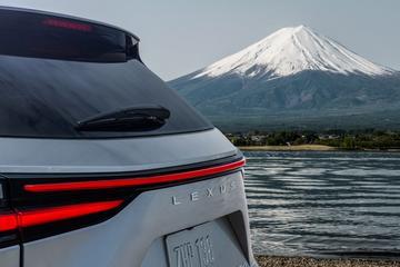 Nieuwe Lexus NX laat niet lang meer op zich wachten