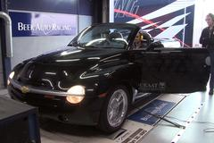 Chevrolet SSR 6.0 V8 - Op de Rollenbank