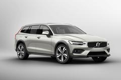Volvo prijst Intro Edition V60 Cross Country