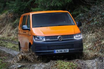 Gereden: Volkswagen Transporter 2.0 TDI 4Motion