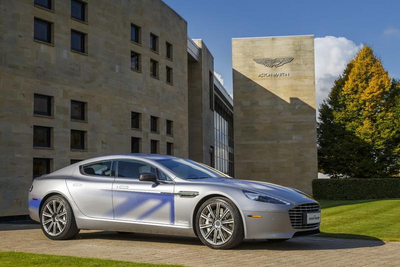 Aston Martins nieuwe fabriek wordt EV-centrum