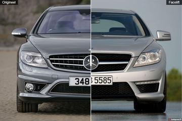 Facelift Friday: Mercedes-Benz CL-klasse (C216)