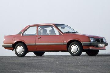 Opel Ascona 2.0i GT 95kW (1987)