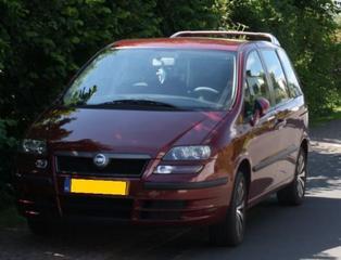 Fiat Ulysse 2.0 16v Dynamic (2002)