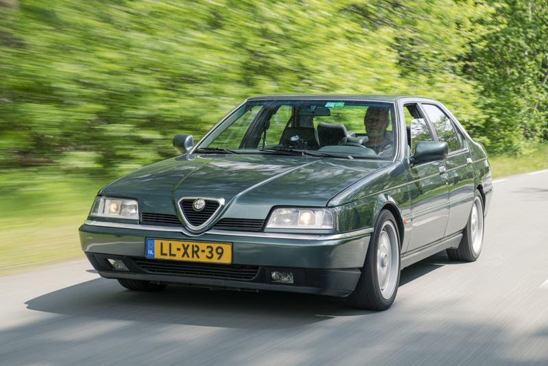 Alfa Romeo 164 2.0 TS Super (1995) - Klokje Rond