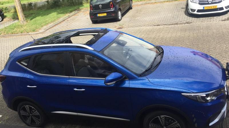 MG ZS EV Luxury (2020) #2
