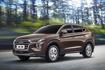 Chinese Hyundai Tucson beter in beeld