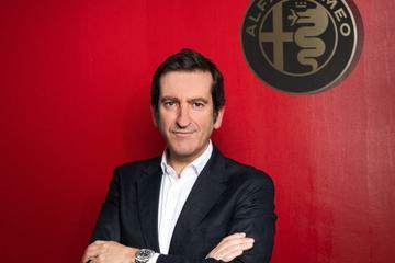 Alejandro Mesonero-Romanos nieuwe designbaas Alfa Romeo