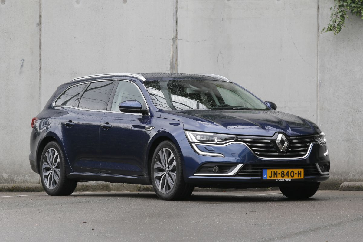 renault talisman estate 1 6 dci 2016 autotest. Black Bedroom Furniture Sets. Home Design Ideas