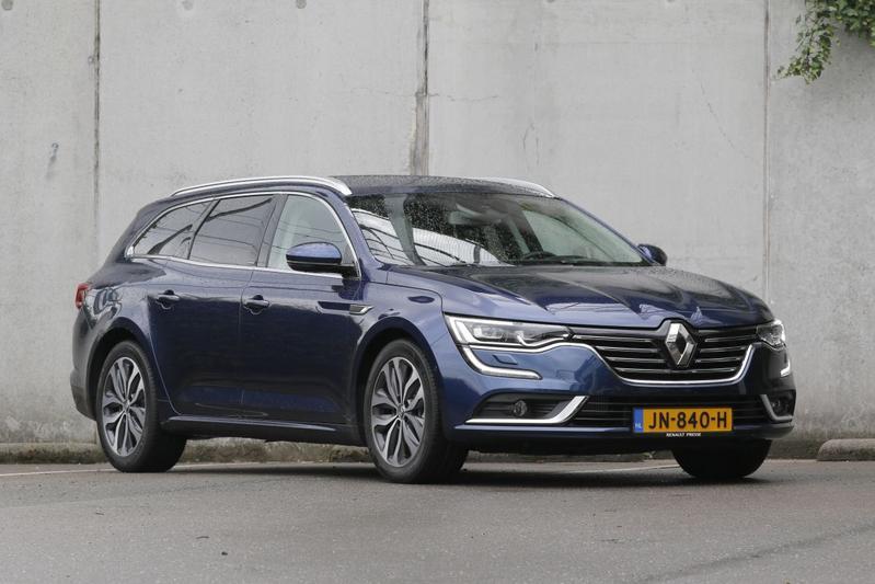 Renault Talisman Estate 1.6 dCi (2016)