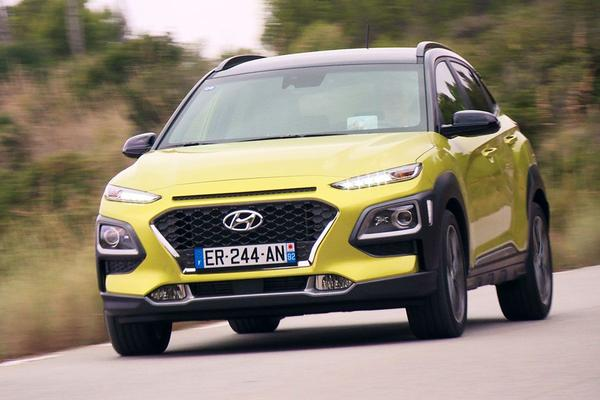 Video: Hyundai Kona - Rij-impressie