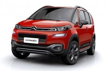 Citroën C3 Aircross krijgt Cactus-snoet
