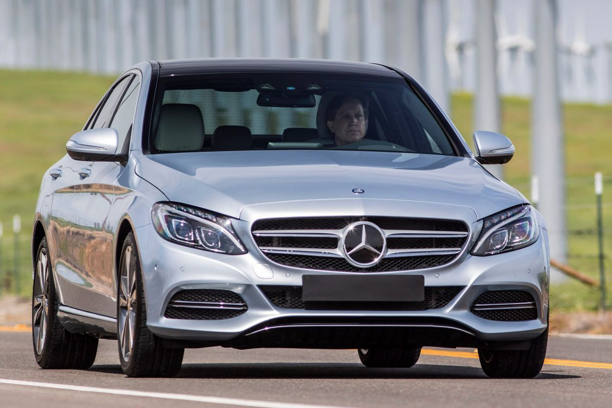 Mercedes-Benz C-klasse