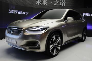 Elektrische BMW X3: Zinoro Concept Next