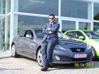Hyundai Genesis Coupé 2.0T (2011)