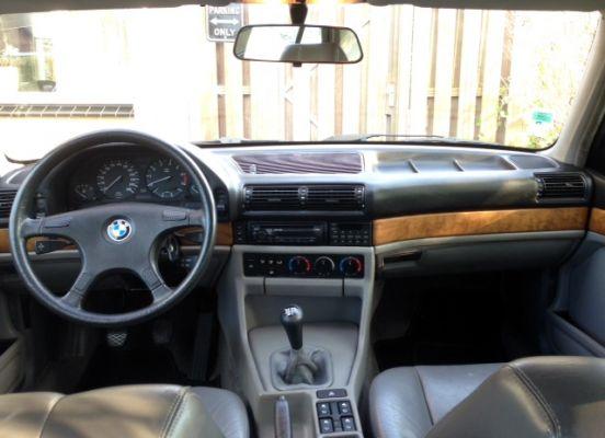 BMW 730i 1987