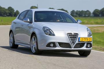 Alfa Romeo Giulietta 2010-2020 - Doorgelicht