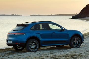 Elektrische Porsche Macan komt in 2022