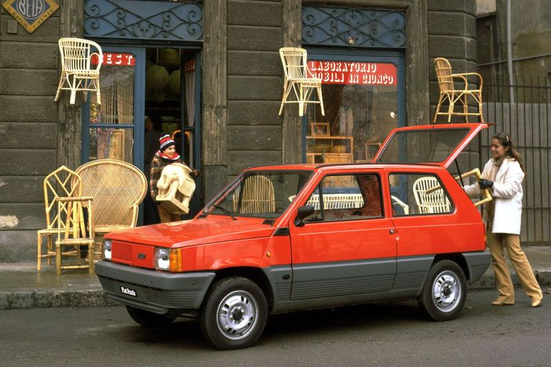 Facelift Friday: Fiat Panda