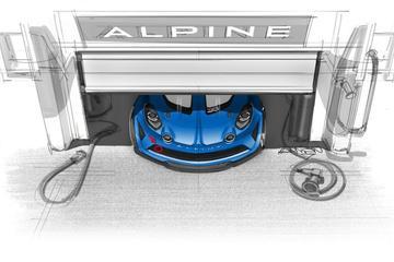 Alpine komt met raceversie A110