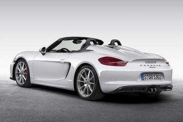 Porsche Boxster Spyder: puur en licht retro