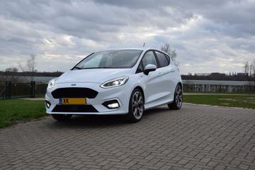 Ford Fiesta 1.0 EcoBoost 100pk ST Line (2019)