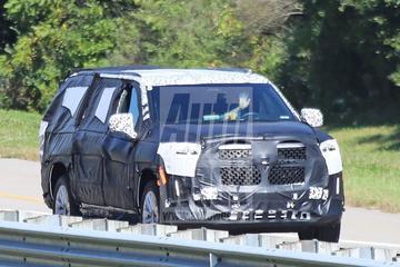 Nieuwe Cadillac Escalade laat zich zien