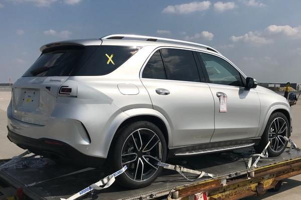 Nieuwe Mercedes-Benz GLE-klasse zeer goed in beeld