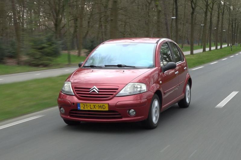Citroën C3 1.6 16V - 2003 - 329.914 km - Klokje Rond