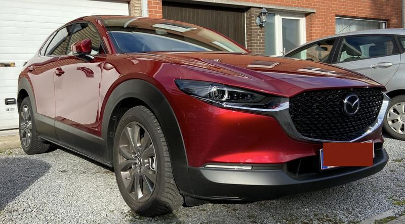 Mazda CX-30 SkyActiv-X 180 2WD Luxury (2020)
