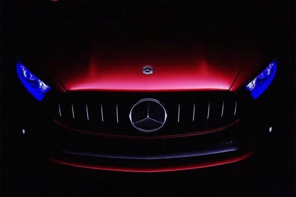 In beeld: Mercedes-Benz Concept A Sedan