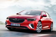 Dít is de Opel Insignia GSi