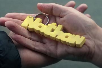 Naam verongelukt kind als sleutelhanger voor beschonken bestuurders