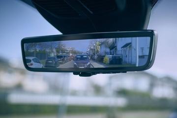 Ford Transit en Transit Custom krijgen 'slimme spiegel'