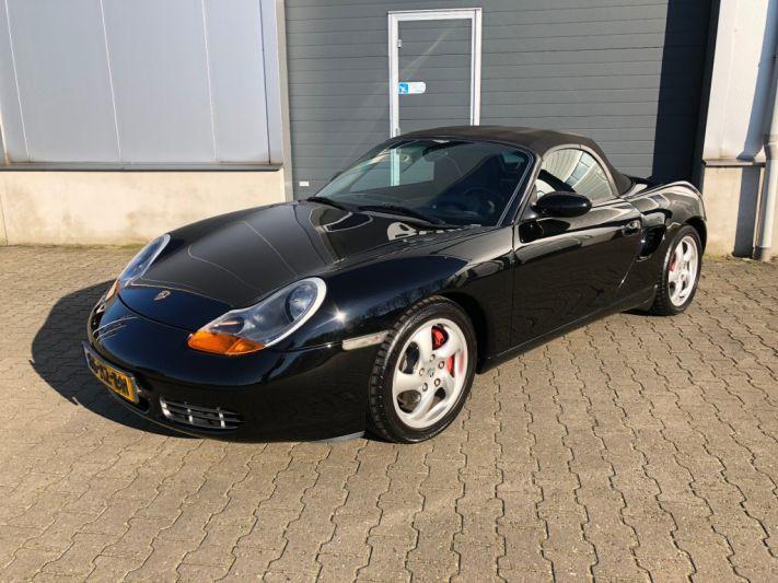Porsche Boxster S (2001)