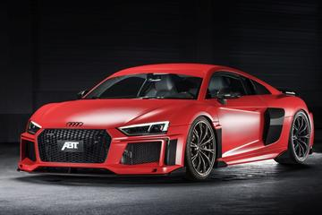 Abt maakt Audi R8 sneller en opvallender
