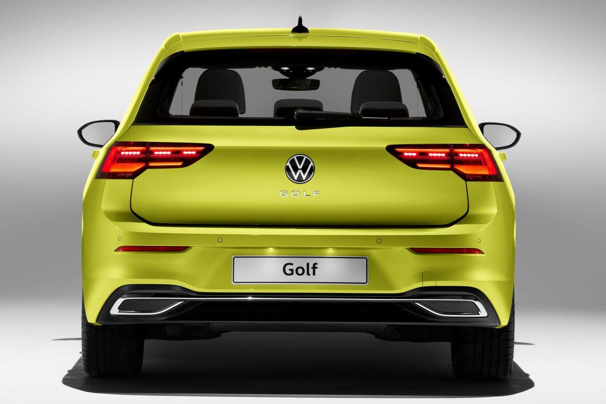 Volkswagen Golf 8 (2019) 24