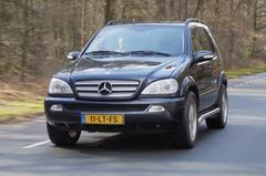 Mercedes-Benz ML350 - 2003 - 473.895 km - Klokje Rond
