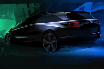 Nieuwe Honda Odyssey naar Detroit
