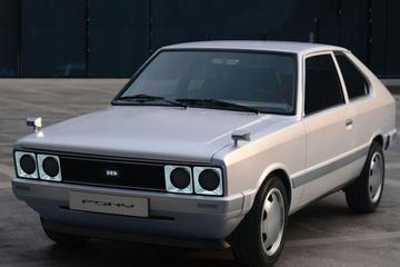 Hyundai Pony EV Heritage is nóg meer retro