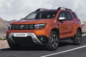 Dacia Duster - Eerste rijtest