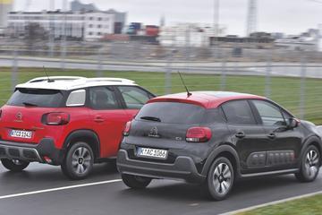 SUV versus hatchback