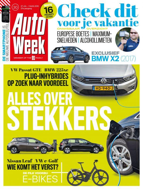 AutoWeek 30 2016