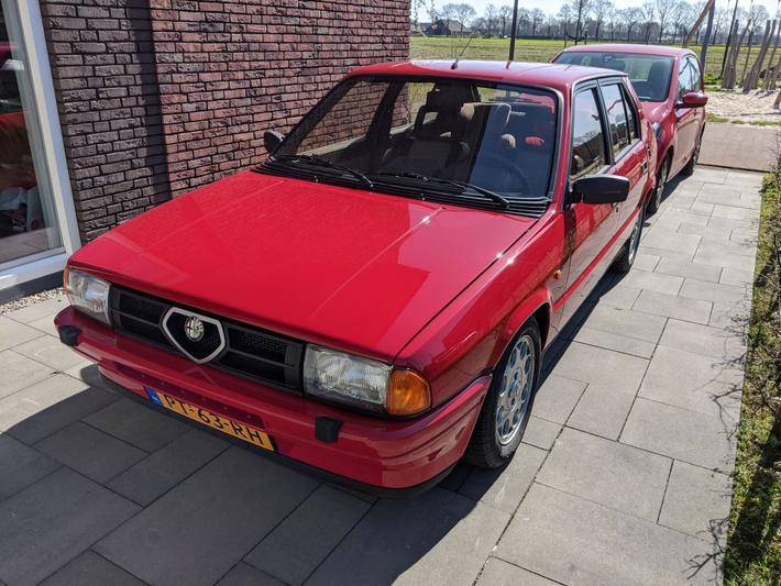 Alfa Romeo 33 1.5 QV (1986)